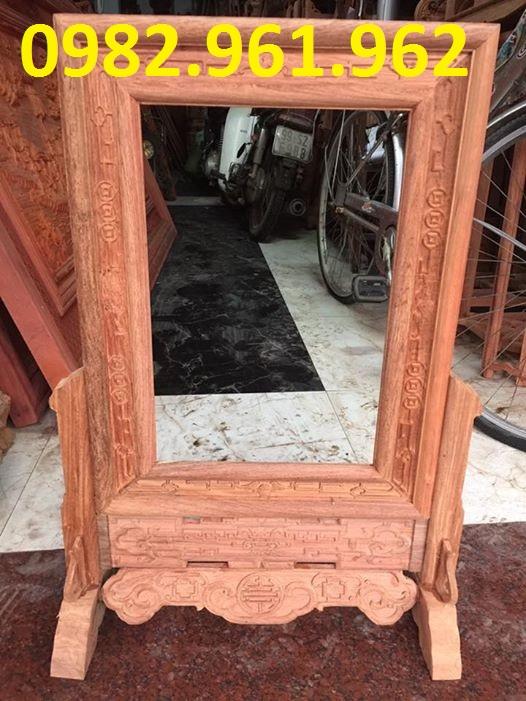 bán khung ảnh bằng gỗ