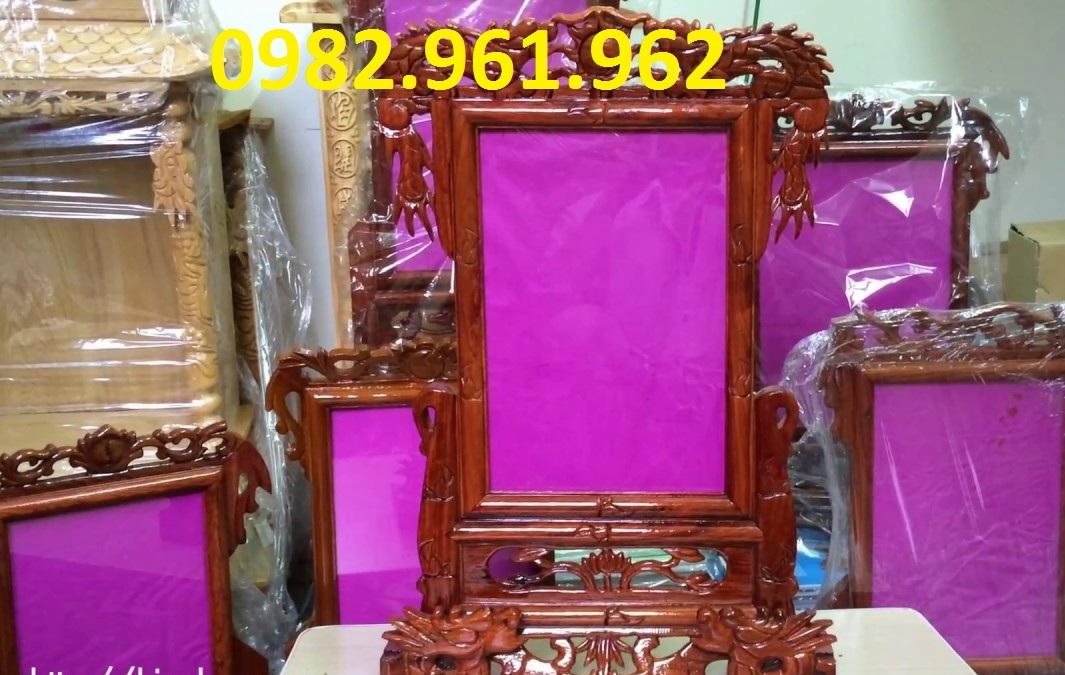 bán khung ảnh gỗ tphcm