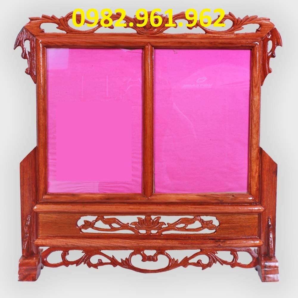 bán khung ảnh thờ 35x40 gỗ