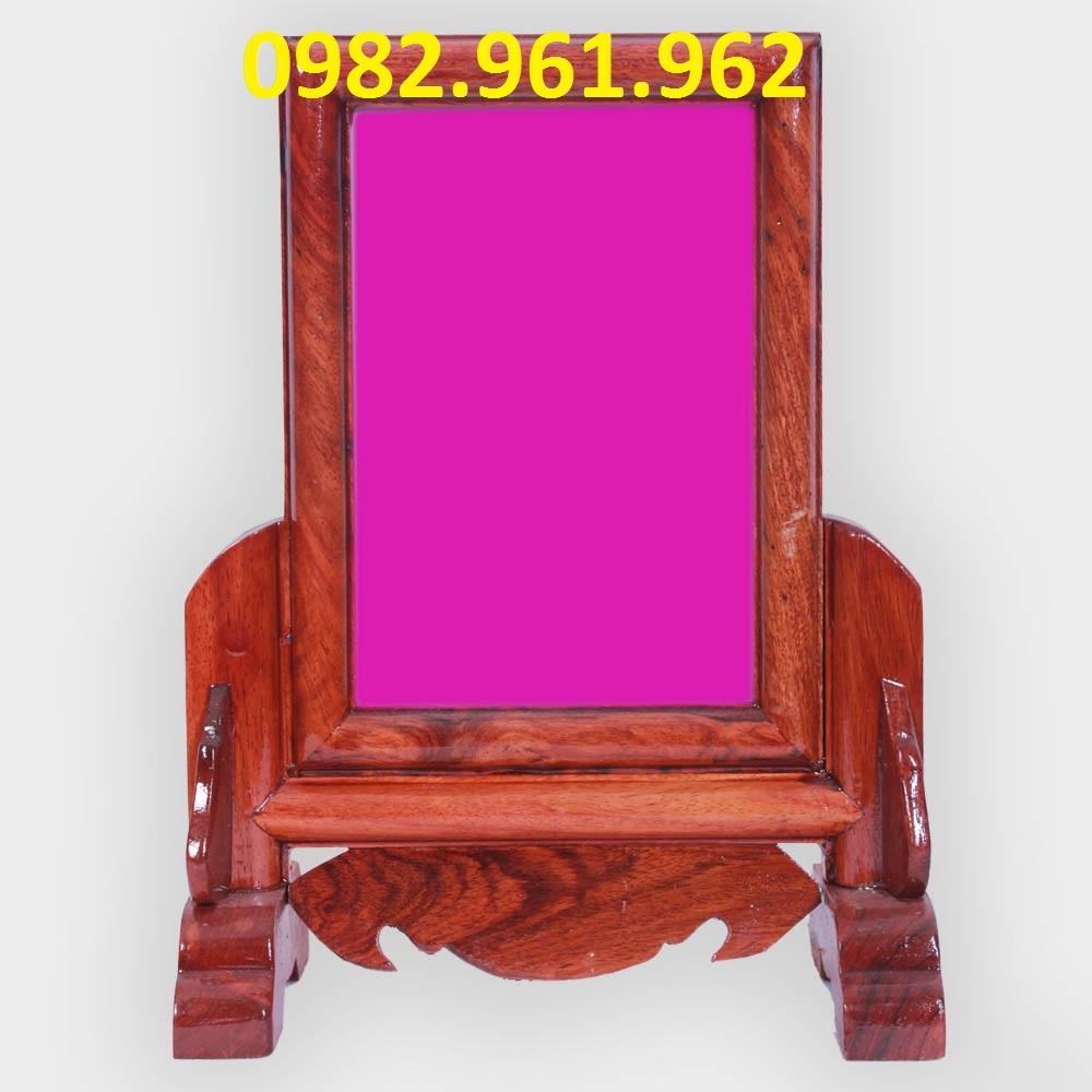 khung ảnh gỗ đẹp
