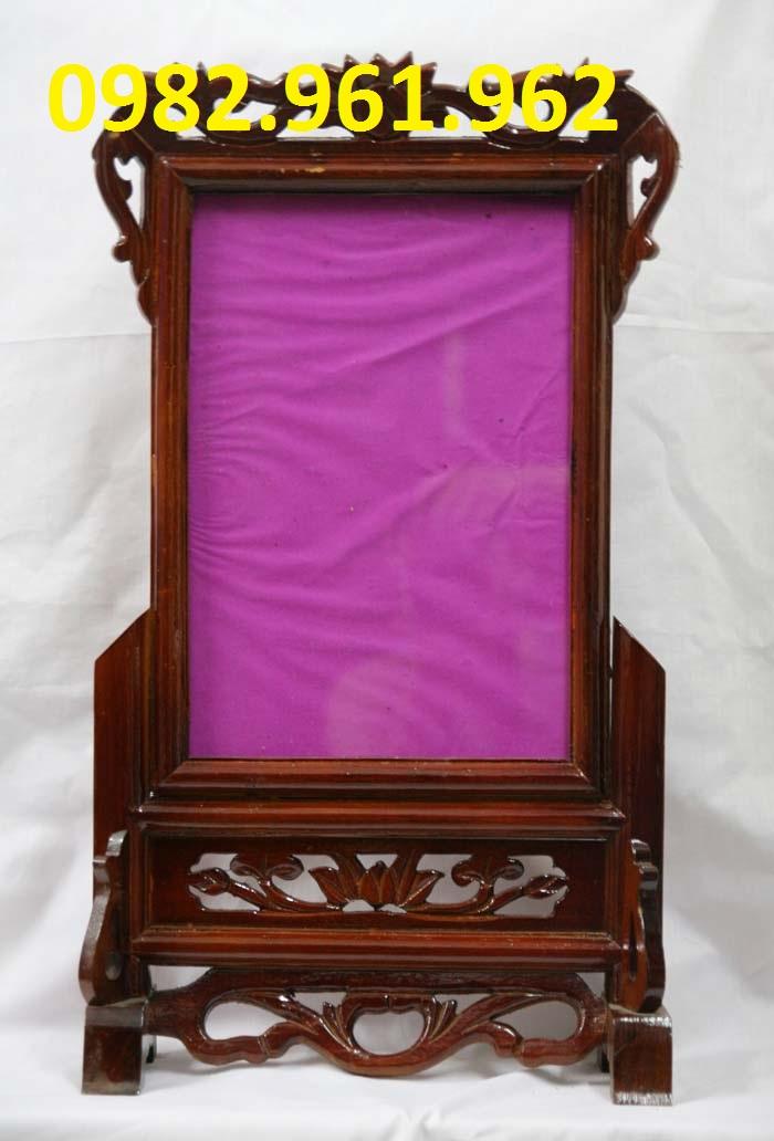 khung ảnh thờ 20x30 gỗ