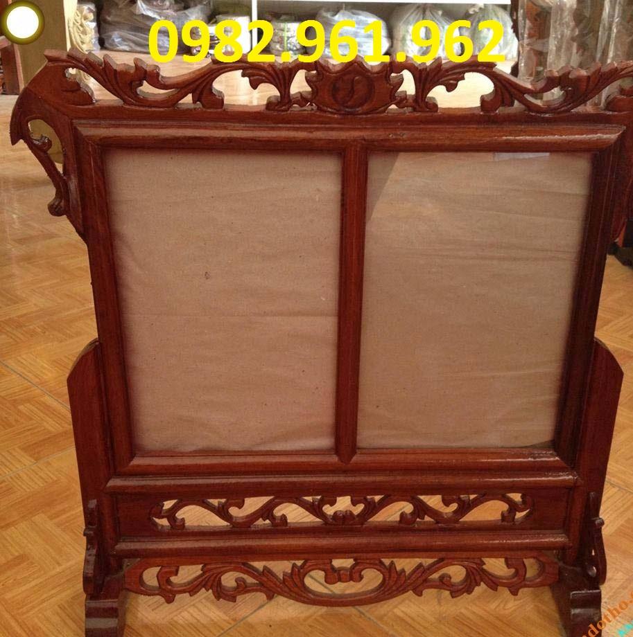 khung ảnh thờ 25x35 bằng gỗ mít