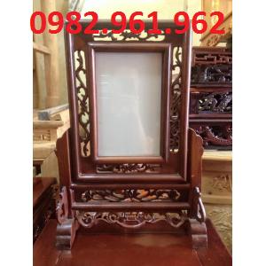 khung ảnh thờ 25x35 bằng gỗ