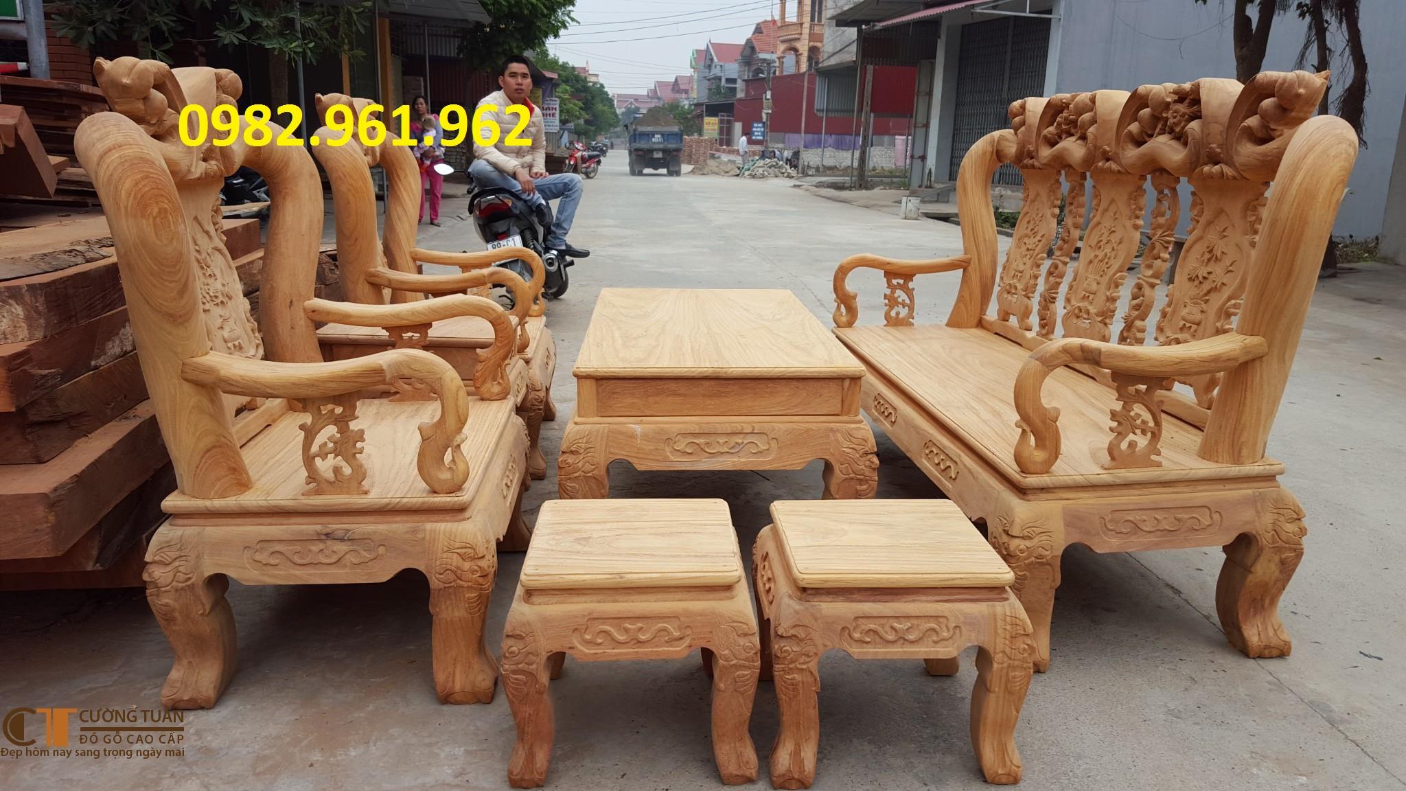 ghế minh đào gỗ hương