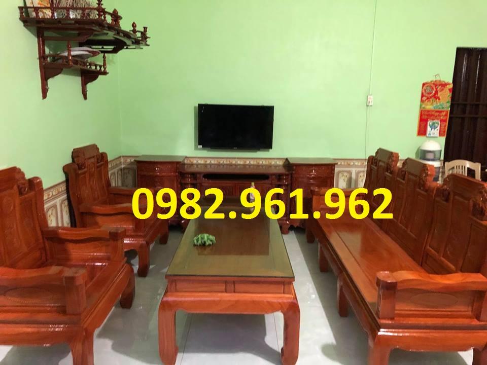 ghế phòng khách minh đào gỗ giá gốc
