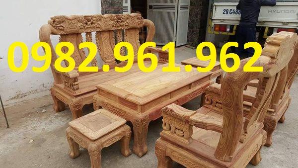 bàn ghế minh đào tay giá rẻ