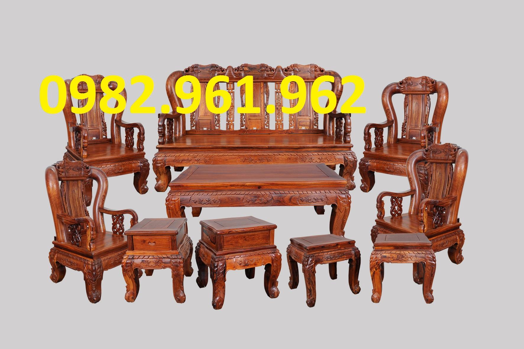 bàn ghế minh đào