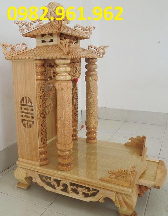 bàn thờ thần tài giá rẻ