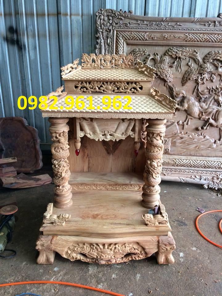 bán bàn thờ thần tài
