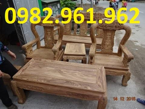 bộ ghế minh đào gô