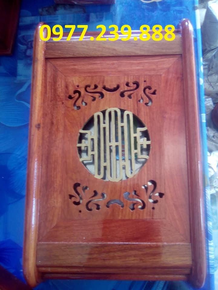 cần bán Khay trà đạo chân cuốn bằng gỗ hương